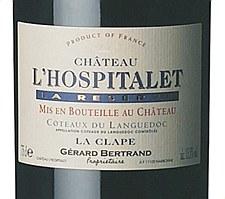 Gerard Bertrand Chateau L'Hospitalet La Reserve Languedoc 2013 (750 ml)