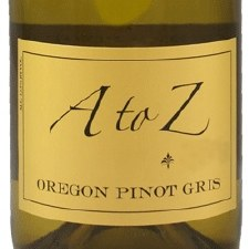 A to Z Oregon Pinot Gris 2015 750 ml