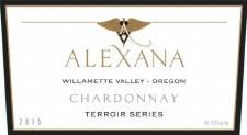 Alexana Willamette Chardonnay Terroir Series 2014