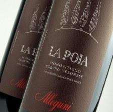 Allegrini La Poja Monovitigno Corvina 2009