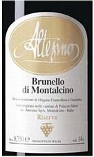 Altesino Riserva Brunello di Montalcino 2013