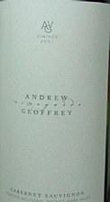 Andrew Geoffrey Cabernet Sauvignon 2001 (1.5 L Magnum)
