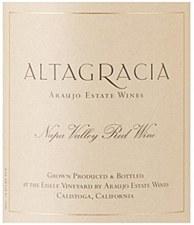 Araujo Altagracia 2011/2012 (750 ml)
