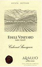 Araujo Eisele Vineyard Cab Sauv 2001/2005