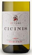 Attems Cicinis Sauvignon Blanc 2012 (750 ml)