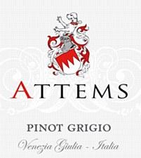Attems Pinot Grigio 2016 (750 ml)