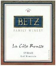 Betz Family Vineyards La Cote Rousse 2016 750 ml