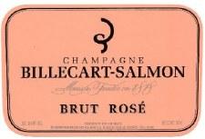 Billecart-Salmon Brut Rose Champagne (750 ml)