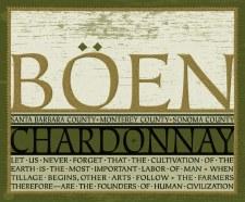 Boen Sonoma County Chardonnay 2016 750 ml