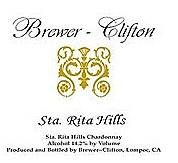 Brewer-Clifton Sta. Rita Hills Chardonnay 2014