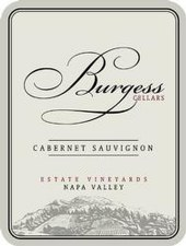 Burgess Cellars Estate Cabernet Sauvignon 2014 750 ml