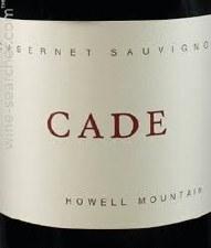 Cade Cabernet Sauvignon (4)2016 & 2017 (750 ml)