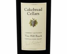 Cakebread Cellars Vine Hill Ranch Oakville Cabernet Sauvignon 2016
