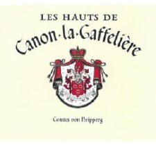 Les Hauts De Canon la Gaffeliere 2016 750 ml