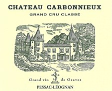 Chateau Carbonnieux Pessac-Leognan 2012 750 ml