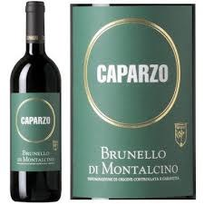 Caparzo Brunello di Montalcino 2015 750 ml