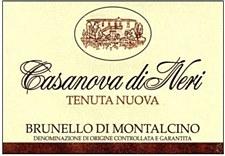 Casanova di Neri Tenuta Nuova Brunello di Montalcino 2011 (750 ml)