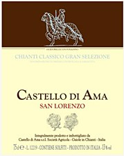 Castello di Ama San Lorenzo Chianti Classico Gran Selezione 2011