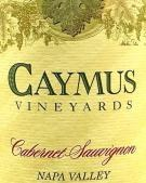 Caymus Cabernet Sauvignon Napa Valley 2016 375 ml