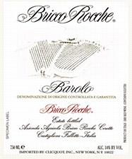 Ceretto Bricco Rocche Barolo 2004