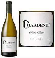 Chardenet Coteau Blanc Carneros Chardonnay 2012
