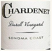 Carneros Hills Winery Chardenet Durell Vineyard Chardonnay 2012