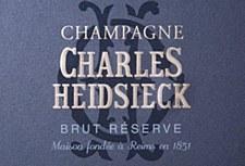 Charles Heidsieck Brut Reserve Champagne (750 ml)