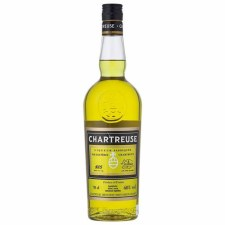 Chartreuse Yellow Liqueur (750 ml)