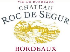 Chateau Roc de Segur Bordeaux 2017 750 ml