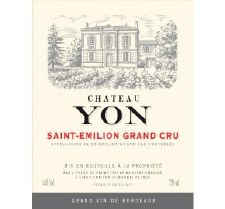 Chateau Yon Saint-Emilion 2016 Grand Cru