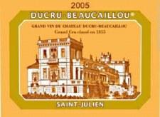 Chateau Ducru-Beaucaillou 2010 (750 ml)