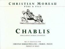 Christian Moreau Pere & Fils Chablis 2018 750 ml