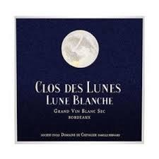Clos Des Lunes Lune Blanche White Bourdeaux 2017 (750 ml)