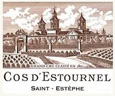 Chateau Cos d'Estournel 1996 (750 ml)