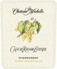 Chateau Ste Michelle Canoe Ridge Estate Chardonnay 2015