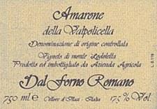Dal Forno Amarone 2002 (1.5 L Magnum)