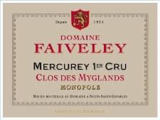 Domaine Faiveley Mercurey 1er Cru Monopole 2016 750 ml