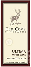 Elk Cove Ultima Dessert Wine 2008, 375 ml