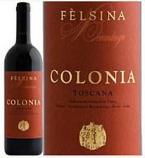 Felsina Colonia Chianti Classico Riserva 2007 (750 ml)