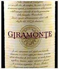 Frescobaldi Giramonte 2006/2008