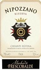 Frescobaldi Nipozzano Chianti Rufina Riserva 2015 (750 ml)