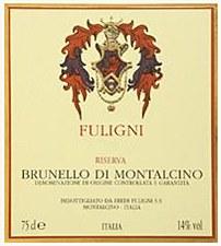 Fuligni Riserva Brunello di Montalcino 2007