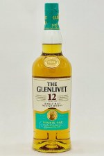 The Glenlivit 12 Year Single Malt Scotch Whiskey Double Oak  (750 ml)