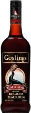 Goslings Black Seal Bermuda Black Rum (1.0 L)