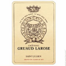 Chateau Gruaud Larose Saint Julien 2009 (750 ml)