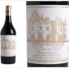 Chateau Haut Brion 2001 (750 ml)
