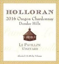 Holloran Dundee Hills Le Pavillon Vineyard 2016 (750 ml)