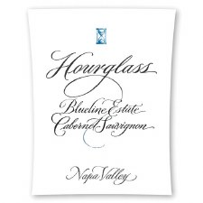 Hourglass Blueline Estate Cabernet Sauvignon 2014
