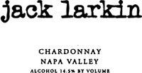 Jack Larkin Napa Valley Chardonnay 2014 (750ml)