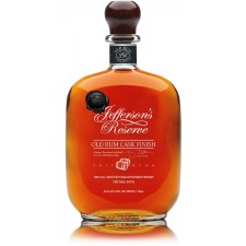 Jeffersons Reserve Old Rum Cask Finish Bourbon Whiskey